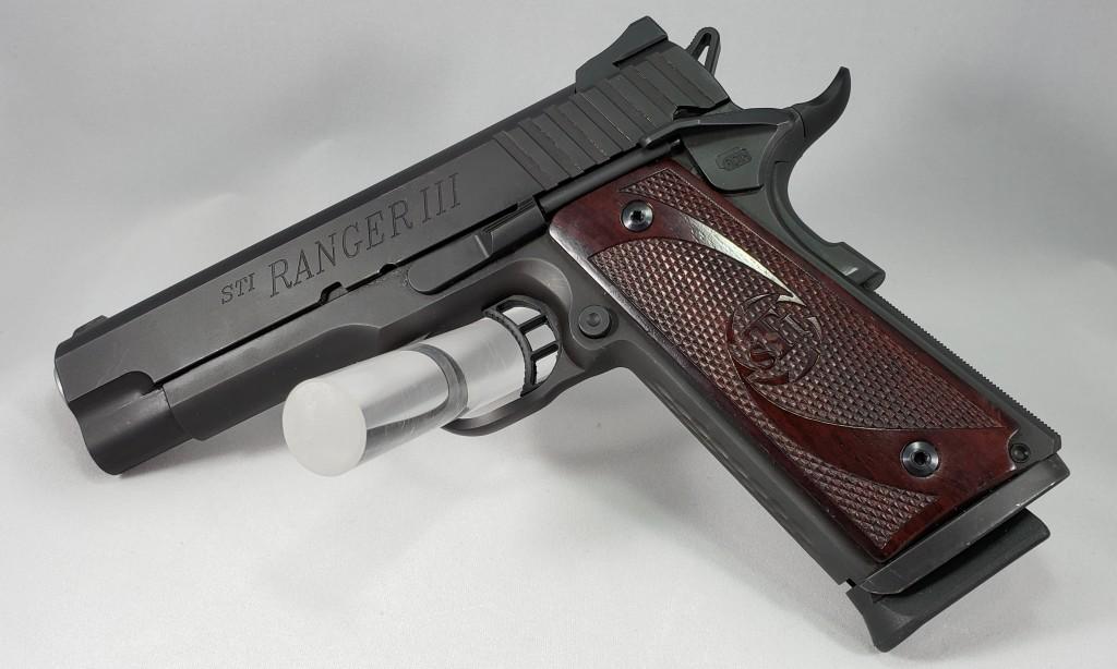 STI Ranger III (.45acp)
