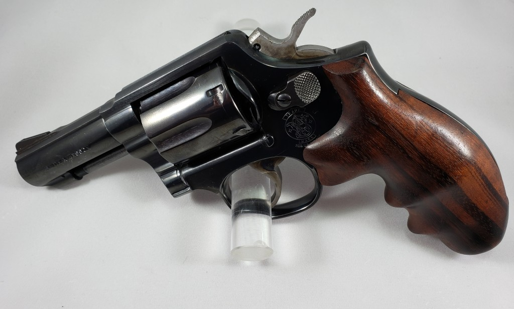 Smith & Wesson 13-3 (.357mag)