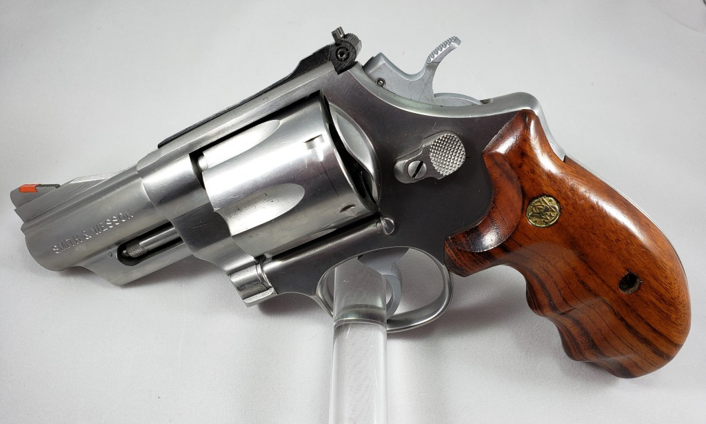 Smith & Wesson 657 (.41mag)